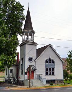 Full Gospel Church in Asotin County, Washington.