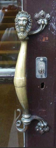 Door handle | CostMad do not sell this item/idea but have lots of great ideas and products for sale please click below