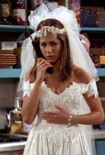 Imdb friends cheap wedding dress