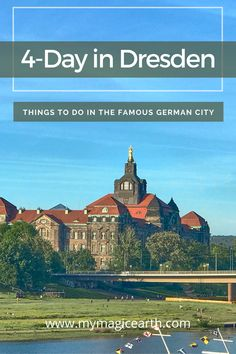 Dresden is a city with rich culture and history. I have spent four days in Dresden and explored castles, nature sites, and the best German craftsmanship, the famous Meissen porcelain. # #Dresden # #tour #europe #dresdenitinerary #Dresdengateway #itinerary #Germany #daytrips #traveltips #weekendtrip #德国 #Deutschland #roadtrip #thingstodo #familywithkids #familytravel #germanylocaltip #localtip European Travel Tips, Europe Travel Guide, France Travel, Germany Travel, Germany Destinations, Travel Destinations, Travel Ideas, Travel Inspiration, Germany Photography