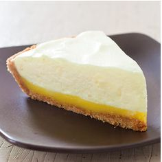 America's Test Kitchen Lemon Chiffon Pie