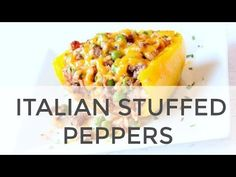 TODAY'S CHOICES; 8 STUFFED PEPPERS RECIPES, Clean and Delicious