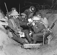 1e Wereldoorlog is de periode van 1914 tot 1918. Staat ook wel bekend als de loopgraven oorlog.