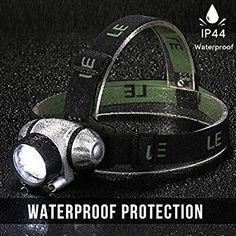 LED Headlamp 4 Modes Headlight Battery Powered Helmet Light for Camping Running for sale online Water Lighting, Outdoor Lighting, Camping Flashlights, Helmet Light, Hiking, Led, Running, Outdoor Camping, Outdoor Travel