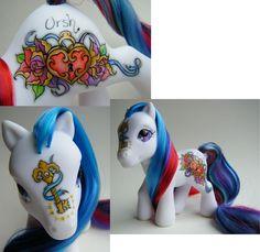 My Little Pony DDC by ~eponyart on deviantART
