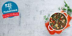 Σπανάκι στο φούρνο με τομάτα και φέτα Feta, Recipes, Rezepte, Recipe, Cooking Recipes