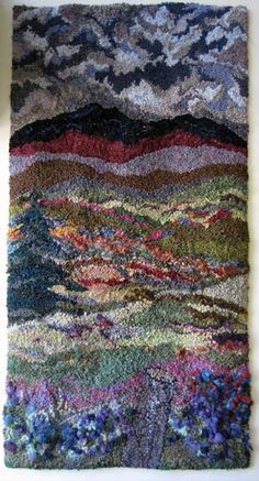deanne fitzpatrick rug hooking | Deanne Fitzpatrick