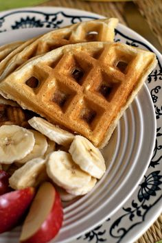 Melt In Your Mouth Waffles - ChefTap