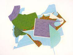 My Paper World - Wild Green - Mr Printables