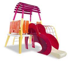 Design interior si amenajari interioare: Spatii de joaca pentru copii exterior