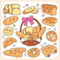 Food Clipart, Food Sketch, Pastry Shop, Toot, Kawaii Anime, Cute Art, Art Inspo, Doodles, Stickers