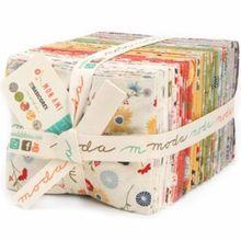 Mon Ami 40 Fat Quarter Bundle by Basic Grey for Moda Fabrics