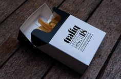 Packaging of the World: Creative Package Design Archive and Gallery: Trafiq