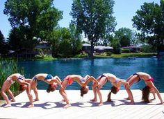 Gymnastic friends i'm so doing this one day