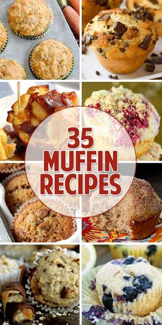 35 Breakfast Muffin Recipes