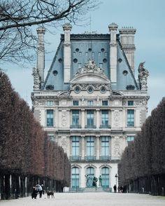 Blue morning #tuileries #paris