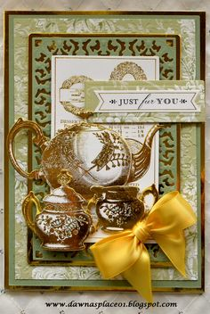 Anna Griffin Cards, I Card, Your Cards, Embellishments, Just For You, Paper Crafts, Scrapbook, Frames, Fun