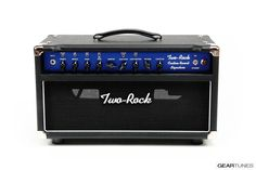 From the GearTunes library of tone ~ the Two-Rock Custom Reverb Signature ~ click it to hear it :)