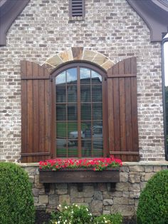 Cbc brick hickory brick stone colors pinterest we for French country brick exterior