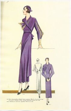 What Did Women Wear in the 1930s - Part 1