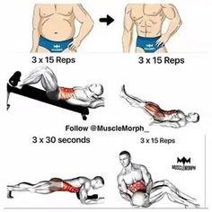video abs exercises