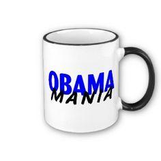 Obama Mania Mug