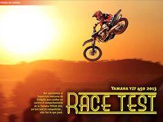 EnduroPro nº46 | Yamaha YZF 450 2013: Race test