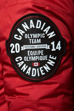 Canadian Olympic Team Uniforms 2014. (Sochi 2014 - Canadian Olympics) So pleased for and proud of every wearer!