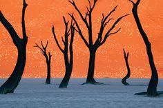 Paisagens da Namíbia ganham as páginas da National Geographic | O Beijo