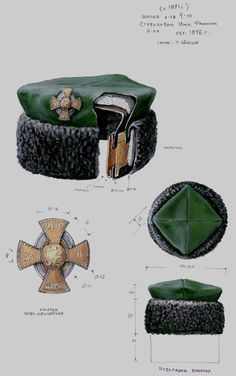 Military Costumes, Military Hats, Military Uniforms, History, Badges, Soldiers, Dyi, Pattern, Awards