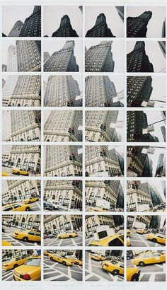architecture photography gcse Maurizio Galimberti, Yellow Dance, New York 2006 / lumas. Narrative Photography, A Level Photography, Photography Sketchbook, Experimental Photography, Photography Projects, Art Photography, Beginner Photography, Photography Composition, Levitation Photography