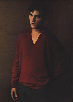 Joaquin Phoenix by Glen Luchford for Prada, 1997