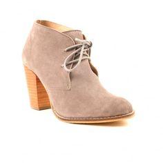 Carolyn CL5202 Grey Boots
