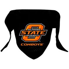 NCAA Oklahoma State Cowboys Pet Bandana ** Visit the image link more details. (This is an affiliate link and I receive a commission for the sales)