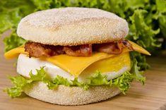 Make a Stuffed-French-Toast Sandwich - Shape Magazine Breakfast Sandwich Recipes, Healthy Breakfast Recipes, Healthy Snacks, Healthy Eating, Healthy Recipes, Breakfast Ideas, Sandwich Ideas, Breakfast Time, Breakfast Menu