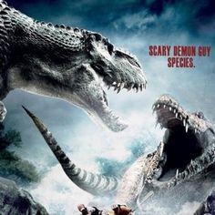 Dinocroc VS Supergator by Chuck Cirino, via SoundCloud