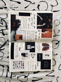 february bullet journal // by dia   #bujo #bulletjournal #februarybujo #stationery #coverpage #februarybulletjournal #redasthetic #journaling