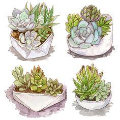 some cute sticker designs