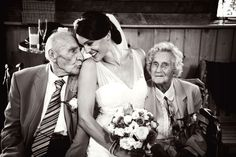 This is one of my best picture. Bride had requested this picture since her Grandparents were quiet old. But forgot during the group shots. I saw her sitting with her Grandparents. The best bit was that her Grand father kissed her on her shoulder.