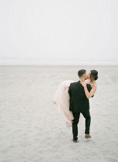 Stunning coastal Micro-Wedding Inspiration with beautiful florals | Oregon Wedding Inspiration Wedding Shoot, Wedding Venues, Coastal Wedding Inspiration, Seattle Wedding, Color Themes, Old World, Wedding Colors, Oregon, Florals
