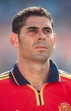Fernando Hierro Pictures and Photos Stock Pictures, Stock Photos, Football Photos, Royalty Free Photos, Ems, Spain, Rotterdam, Photograph, Image