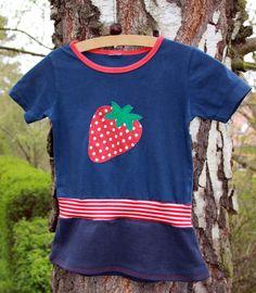 Frühjahrskur: Shirt zu Kleid – Easy Upcycling und Lebensverlängerung für das Shirt.