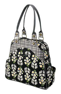 Disney, It's a Small World by Petunia Pickle Bottom 'Sashay Satchel' Organic Cotton Diaper Bag
