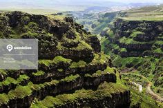 Kasakh river gorge, Aragatsotn Province of #Armenia. #Nature #Wandelion