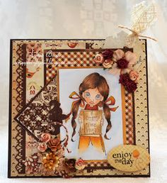 Scrappen and Cards by Lydia