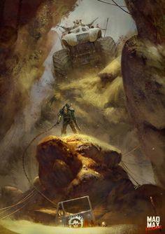 Mad Max: Fury Road - Pio Foks