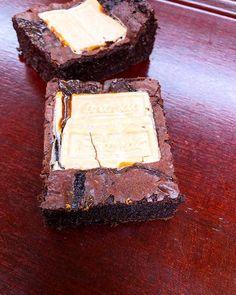 New flavour! Caramac, Brownie Cake, Cake Shop, New Flavour, Blondies, Welsh, White Chocolate, British, Treats
