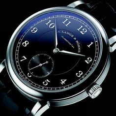 WATCHOUT: A. LANGE & SOHNE 1815 '200TH ANNIVERSARY F.A. LANGE' | The Gentlemans Journal | The latest in style and grooming, food and drink, business, lifestyle, culture, sports, restaurants, nightlife, travel and power.