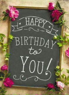 Best Birthday Quotes : Happy birthday to you Happy Birthday To You, Happy Birthday Pictures, Happy Birthday Messages, Birthday Love, Happy Birthday Greetings, Happy Birthday Vintage, Birthday Board, Best Birthday Quotes, Birthday Posts