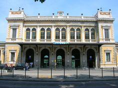 Trieste central station - Trieste - Wikipedia